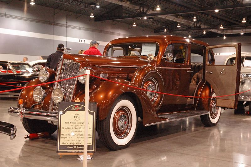 Northwest Car Collectors Show - 2005